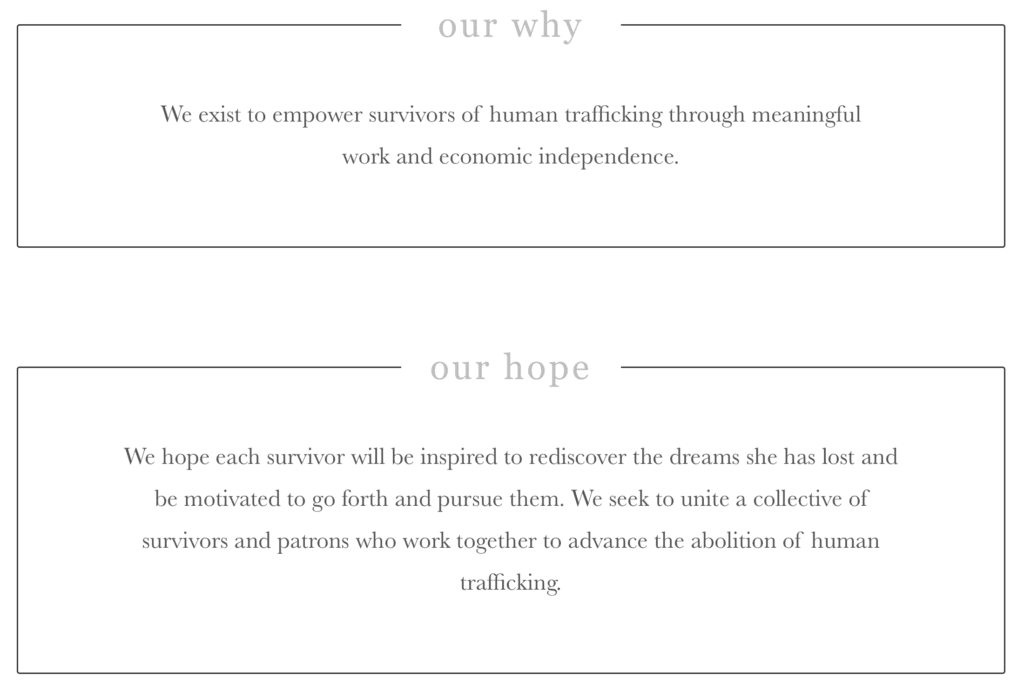 Branded Collective-Our Why and Hope