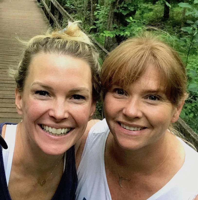 Kelley and Sarah